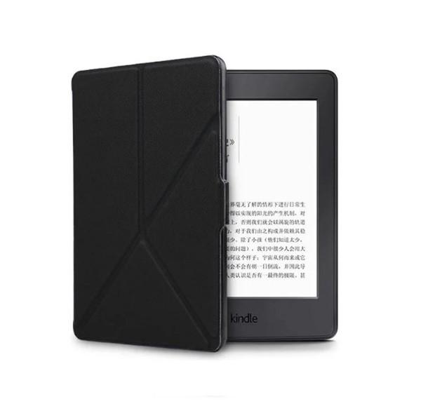 Чехол обложка Primolux Transformer для книги Amazon Kindle Paperwhite (7-8th Gen / DP758DI) - Black