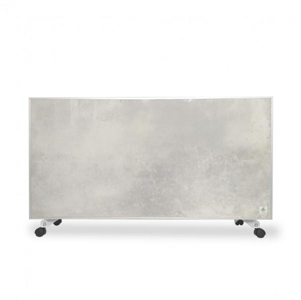 Инфракрасный керамический обогреватель ECOTEPLO LION 1500 EL (серый лофт)