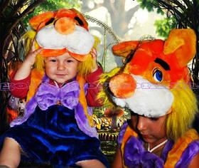 Карнавальный костюм Леопольд (возраст 3-5 лет)
