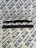 Накладка порога передня права Mercedes W212/S212 рестайл A2126860236, фото 2
