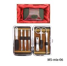 Маникюрный набор в подарочной упаковке Lady Victory LDV MS-mix-06 /50-5