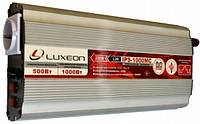 Инвертор напряжения 12-220 Вольт 600Вт Luxeon IPS-1000MC