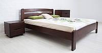 Кровать из массива бука Каролина без изножья