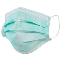 Защитная трёхслойная маска PP-1-50 (50 шт.)