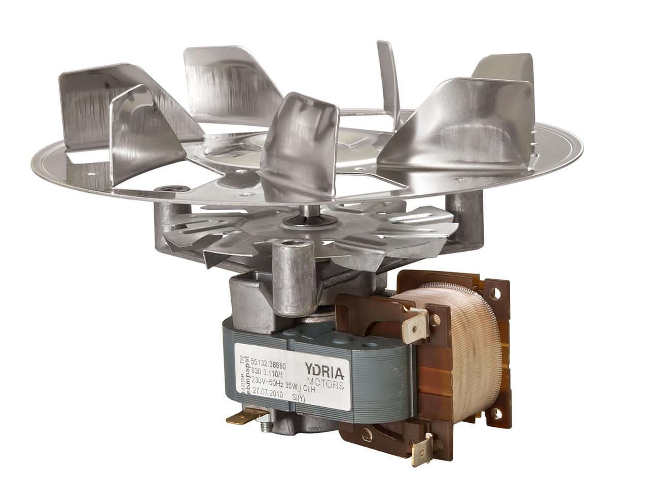 Вентилятор 36990 для плит Kogast ES, ESK, KSP