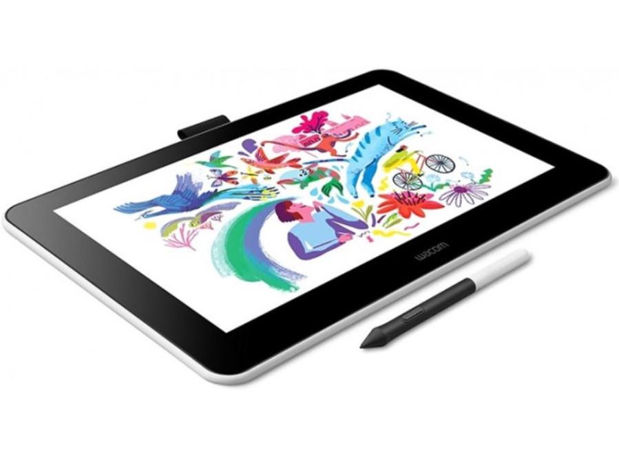 Графічний планшет Wacom One 13 (DTC133W0B)
