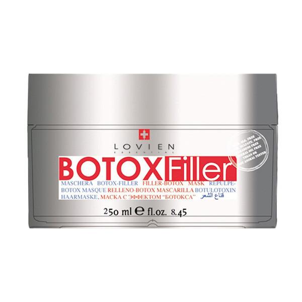 Маска для глубокого восстановления волос с эффектом ботокса Lovien Essential Botox Filler Mask 250 мл