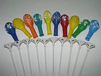 Палочка с насадкой для воздушных шаров.