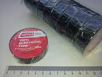 Изолента APRO (ET-10 Black) 17мм*10 м черная