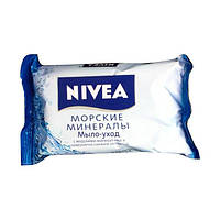Мыло туалетное Nivea морские минералы 1 шт 90г