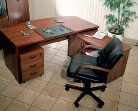 Офисная мебель для руководителя, офисная мебель изготовить, фото 1
