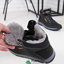 Черевики чоловічі зимові на хутрі -20 °C, фото 2