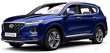 Тюнинг обвес на Hyundai Santa Fe (c 2018 --)