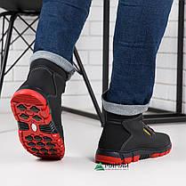 Ботинки мужские зимние на меху -20 °C, фото 3