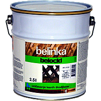 Антисептик для защиты древесины от грибков, Belinka Belocid 2,5 л