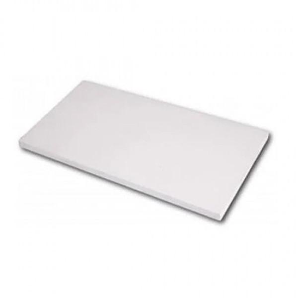 Доска разделочная Empire пластиковая белая 60 х 40 х 1.3 см. 2551