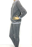 Жіночий теплий спортивно прогулянковий костюм