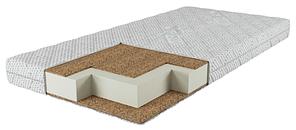 Матрац дитячий в ліжечко 120х60 Organic Cotton Lux