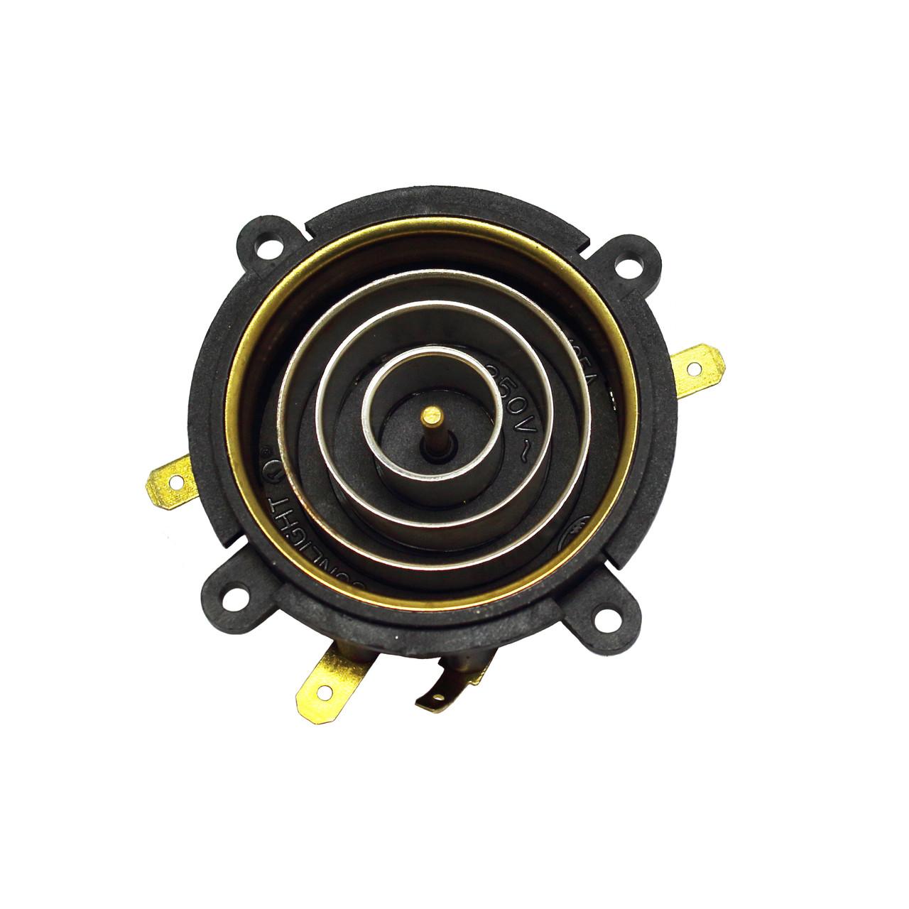 Разъем верхний для электрочайника SLD-185A (5 контактов)