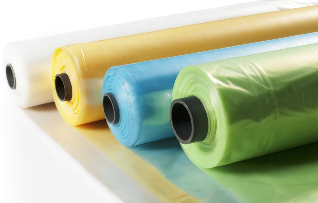Тепличная пленка Пластмодерн 80 мкм (6м*50м) 12 месяцев стабилизация