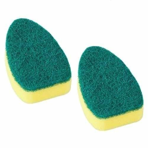 Губка для мытья посуды с емкостью для моющего средства