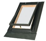 Кровельное окно-люк с окладом WGI 45*55