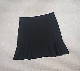 Черная юбка в школу для девочки . На рост 128 134 см Украина