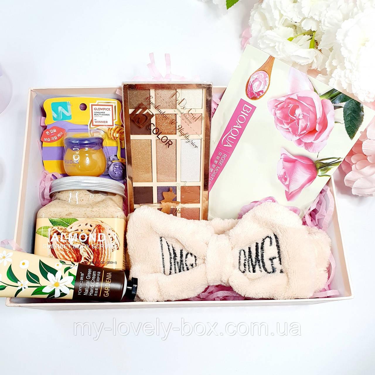 """Подарочный набор для девушки """"Creamy"""""""