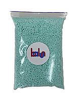 Пенопластовые шарики (1000 мл) бирюзовые