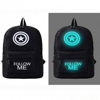 Рюкзак светящийся с USB зарядкой NG-0311