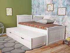 ✅Дерев'яне ліжко Компакт ТМ Arbor Drev