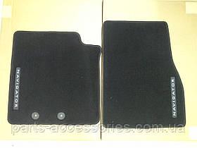 Lincoln Navigator 2012-14 коврики велюровые Premium передние задние новые оригинальные