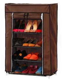 Тканевый шкаф для обуви FH-5556 60x30x90 см