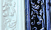"Восковая краска-паста VINTAGE ""Violet Chameleon"", фото 2"