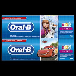 Зубная Паста Oral-B Холодное сердце или Тачки, 75 мл