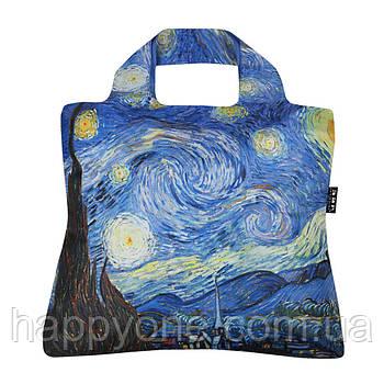Сумка для покупок и пляжа Van Gogh 2 Envirosax