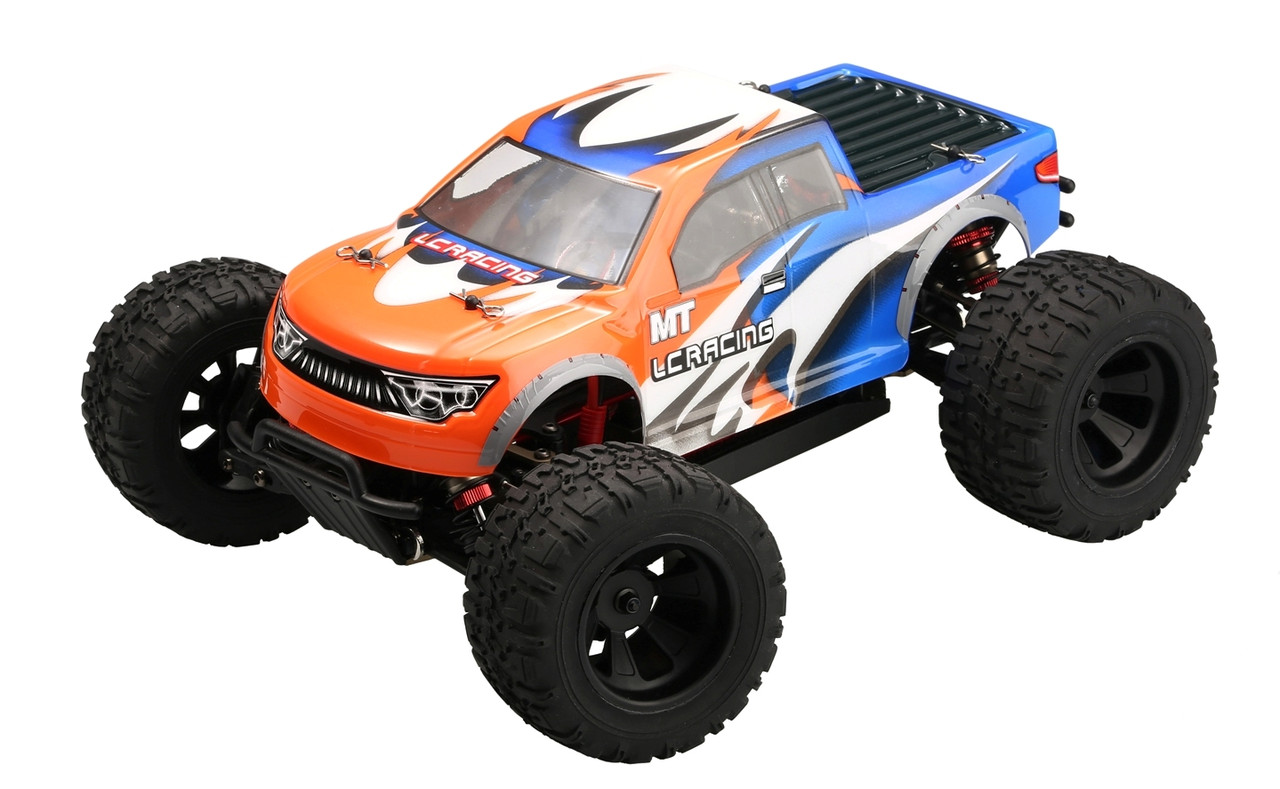 Монстр 1:14 LC Racing MTH бесколлекторный