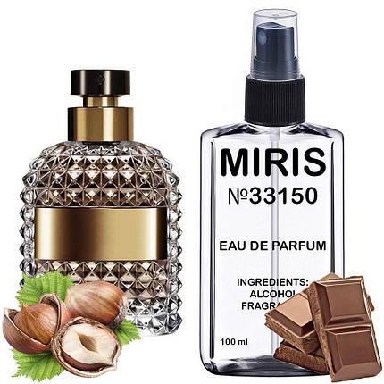 Духи MIRIS №33150 (аромат похож на Valentino Valentino Uomo) Мужские 100 ml, фото 2