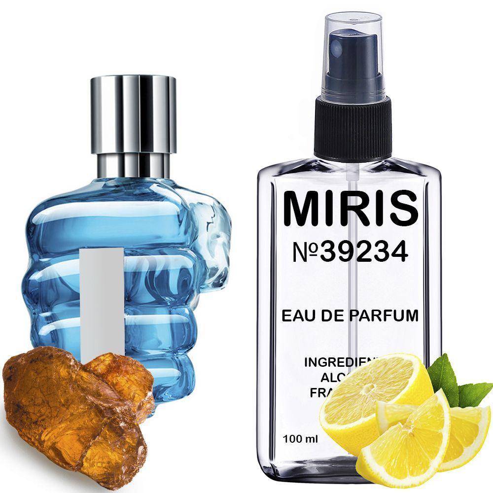 Духи MIRIS №39234 (аромат похож на Diesel Only The Brave) Мужские 100 ml