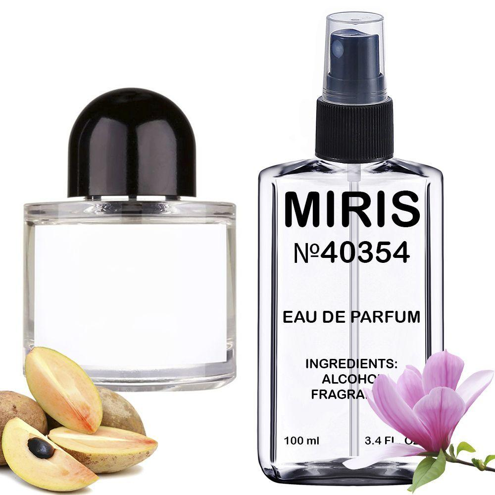 Духи MIRIS №40354 (аромат схожий на Byredo Mojave Ghost) Унісекс 100 ml