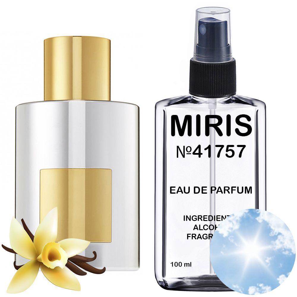 Духи MIRIS №41757 (аромат схожий на Tom Ford Metallique) Жіночі 100 ml