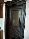 Міжкімнатні двері дубові, фото 4