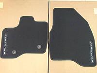 Ford Explorer 2011-15 коврики велюровые передние задние новые оригинальные