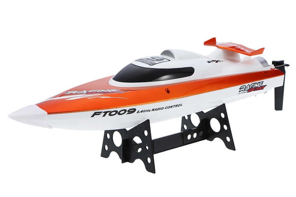 Катер на радіокеруванні Fei Lun FT009 High Speed Boat (помаранчевий)