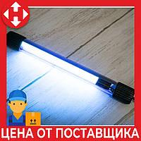 Бактерицидна УФ лампа UV-C 9W ультрафіолетова для знезараження будинку (бактерицидна, ультрафіолетова)