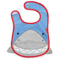 Слинявчик дитячий Zoo Акула блакитний (2892)