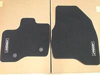 Ford Explorer Sport 2013-15 коврики велюровые передние задние новые оригинальные