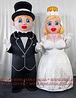 Ростовые куклы Жениха и Невесты