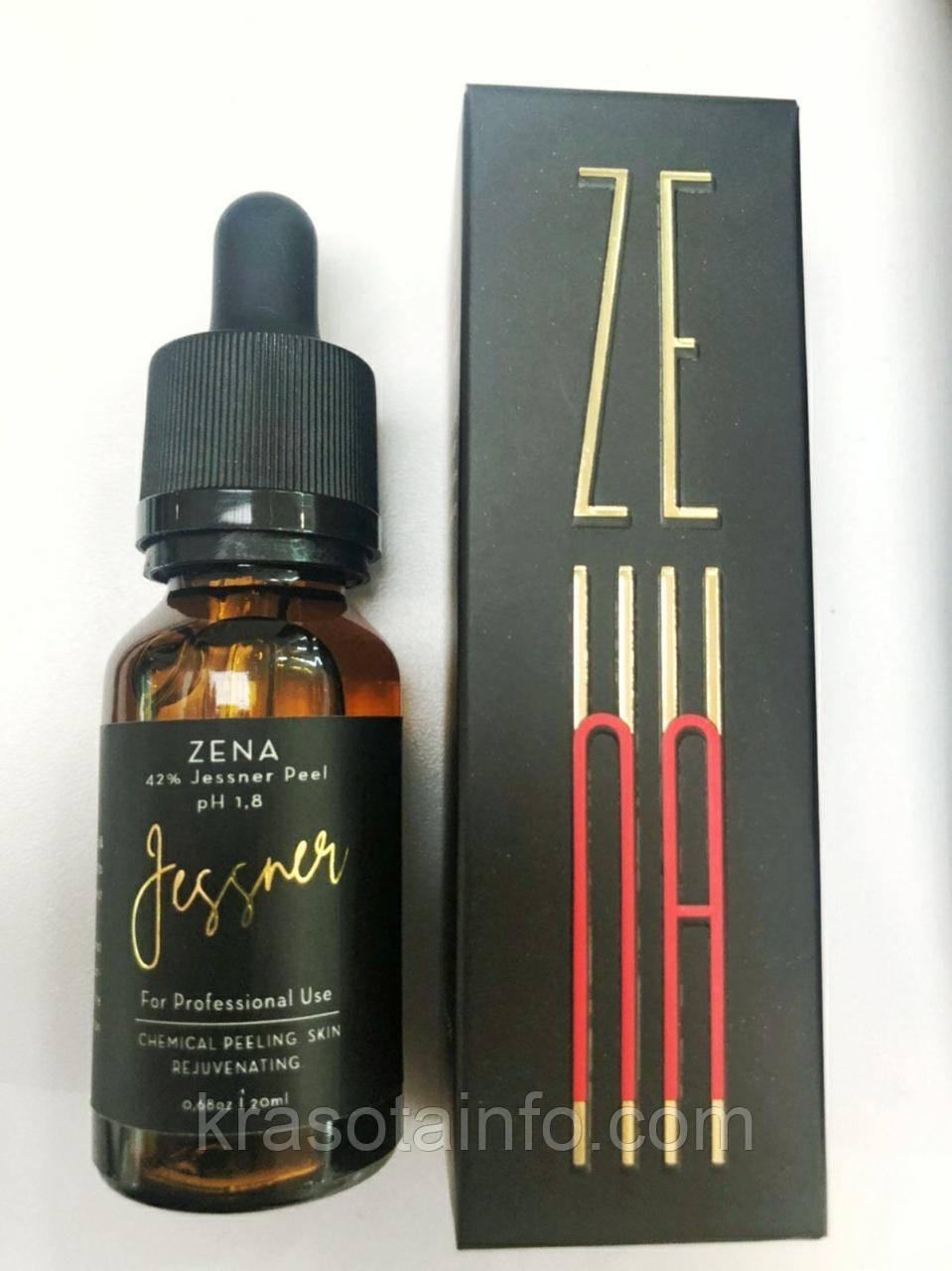 Пилинг Джесснера Zena 42%, pH 1,8, 20 ml