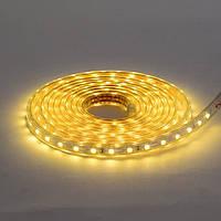 LED лента VOLGA 220V IP65 SMD5050 60LED/m 6W/m 3000K HOROZ ELECTRIC